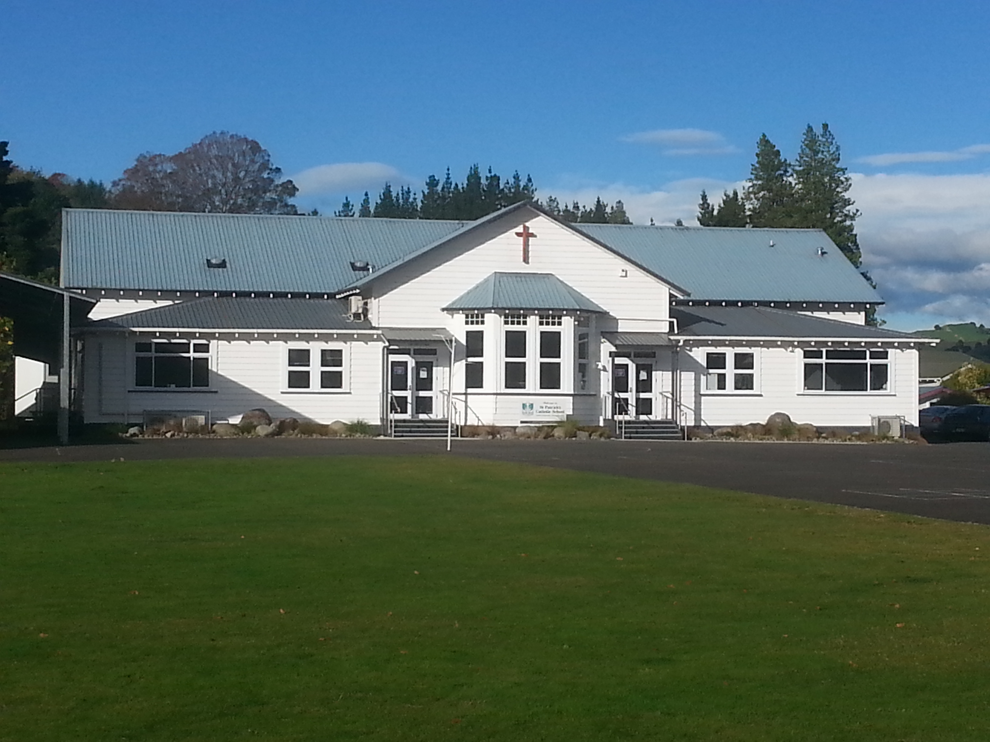 St Patricks School Administration Upgrade